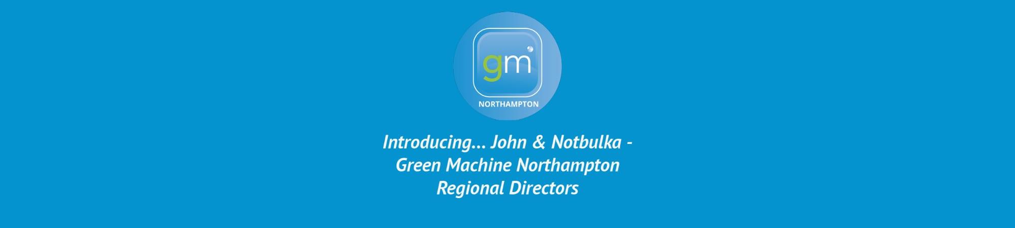 green machine northampton